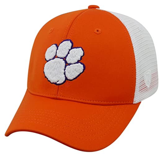 best sneakers 3235c 482fa Amazon.com   Top of the World Clemson Tigers Official NCAA Adjustable  Ranger Hat Cap 070490   Clothing