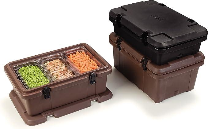 Carlisle NPC140 Insulated Food Carrier 4 Inches Deep