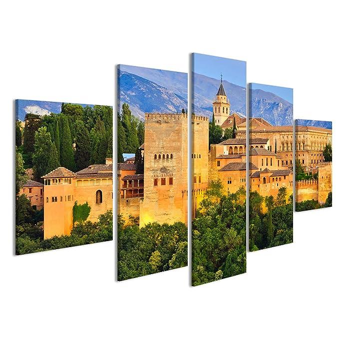 islandburner Cuadro Cuadros Alhambra, Granada, España ...