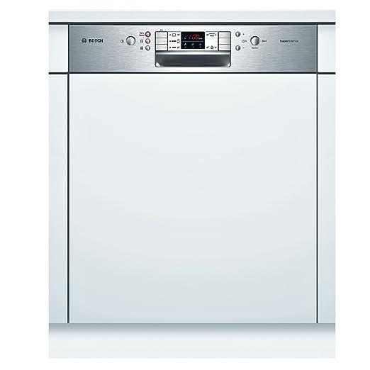 Bosch SMI53M75EU lavavajilla - Lavavajillas (Semi-incorporado ...