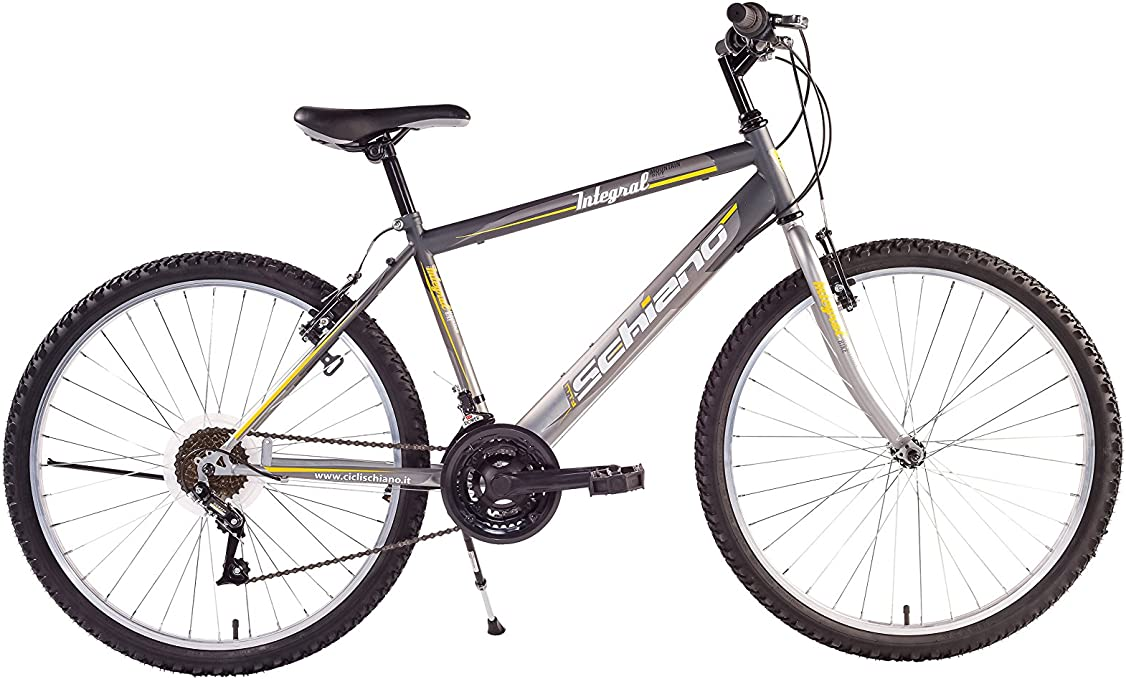 F.lli Schiano MTB Integral Bicicleta de montaña, Hombre, Antracita ...