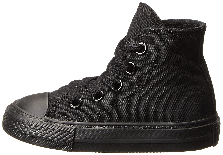 Converse Chuck Taylor All Star Season Hi,Unisex - Kinder Sneaker Sneaker Kinder schwarz Monochrome dbdd64
