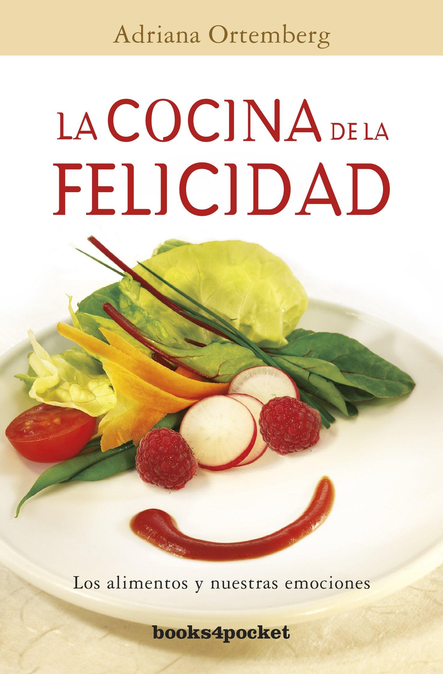 La Cocina De La Felicidad: 1 Books4pocket crec. y salud: Amazon.es ...