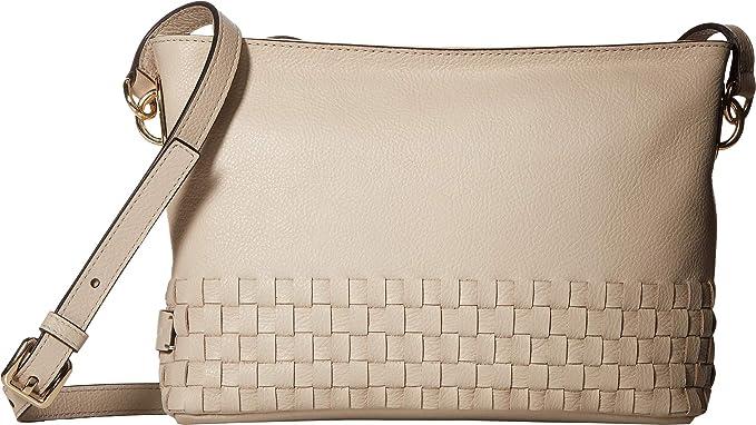 f036eae0e46 Cole Haan Women's Benson Novelty Crossbody Brazilian Sand One Size: Handbags:  Amazon.com