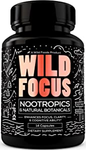 Wild Foods Nootropic - 7 Day Sample