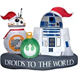 Amazon.com: Gemmy Industries Star Wars Stormtrooper Holding ...