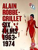 Alain Robbe-Grillet: Six Films 1963-1974 (Blu-ray Box Set)