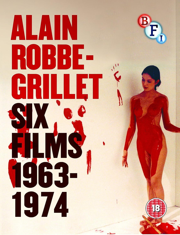 Alain Robbe-Grillet: Six Films 1963-1974 - Balthazar's List