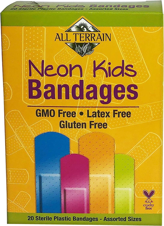 All Terrain Bandages, Latex-Free