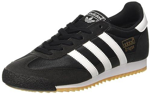 adidas Dragon Og, Zapatillas para Hombre, Negro (Core Black/ftwr White/gum), 38 EU: Amazon.es: Zapatos y complementos