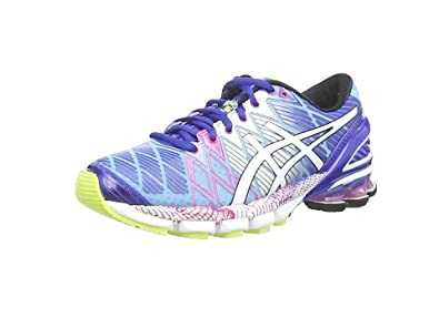 Asics Gel-Kinsei 5, Damen Outdoor Fitnessschuhe, Blau (Soft Blue/White
