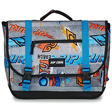 RIP CURL School Satchel Brush STOK Cartera Escolar Chicos Azul única - Cartable: Amazon.es: Zapatos y complementos