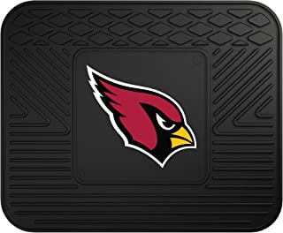 "product image for FANMATS NFL Arizona Cardinals Vinyl Utility Mat (Single piece) , 14""x17"""