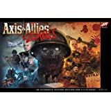 Avalon Hill HASC50100000 Axis & Allies & Zombies, Mixed Colours