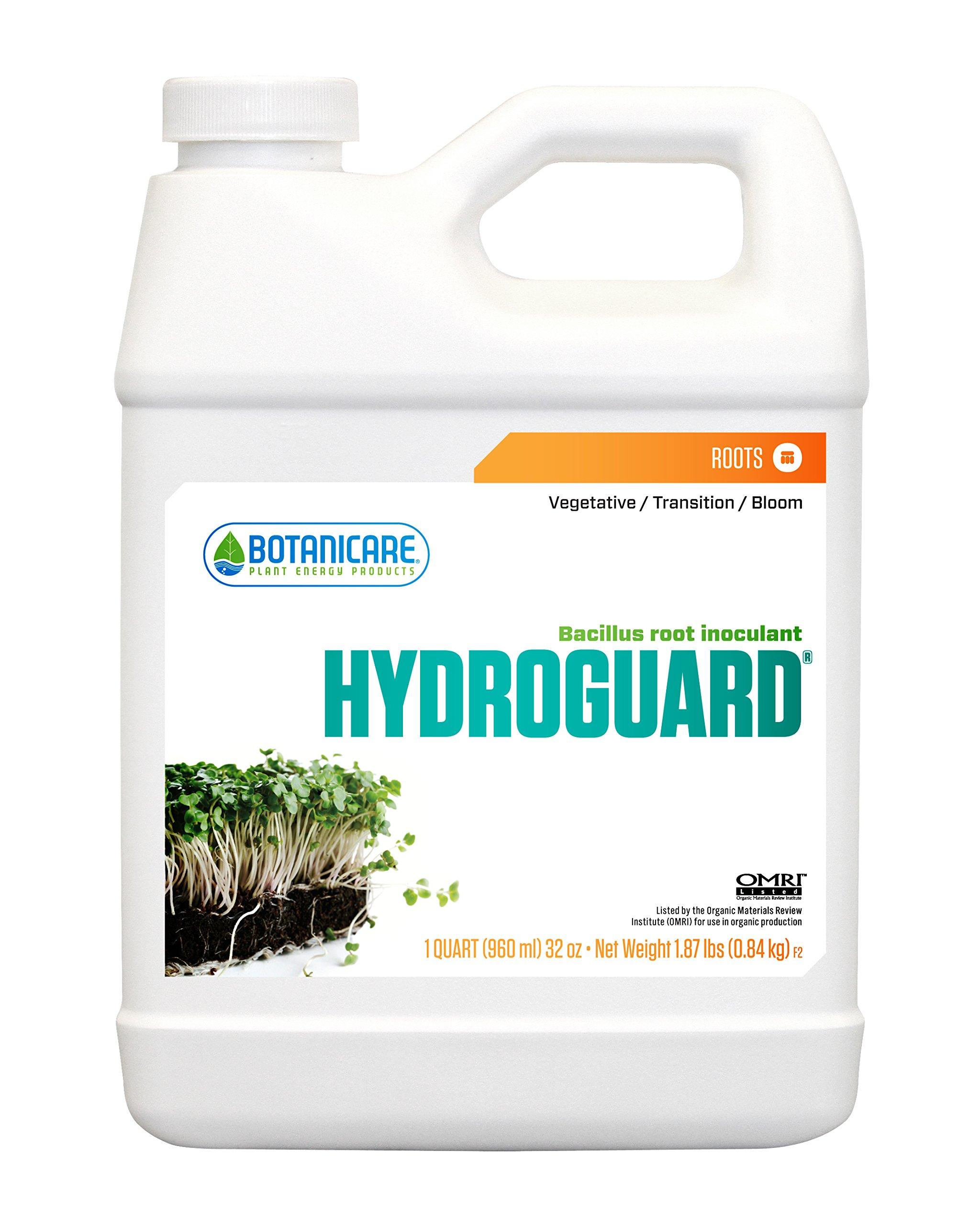 Botanicare HYDROGUARD Bacillus Root Inoculant, 1-Quart