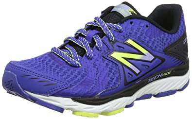 New Balance W670v5, Running Femme, Bleu (Blue/Black), 38 EU