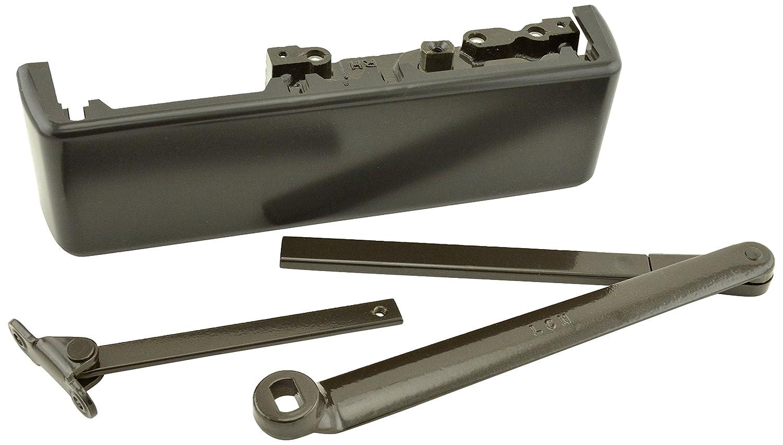 LCN 4011DKBRH 4011 695 Regular Dark Bronze Closer with Thru Bolts Right Hand Top Notch Distributors