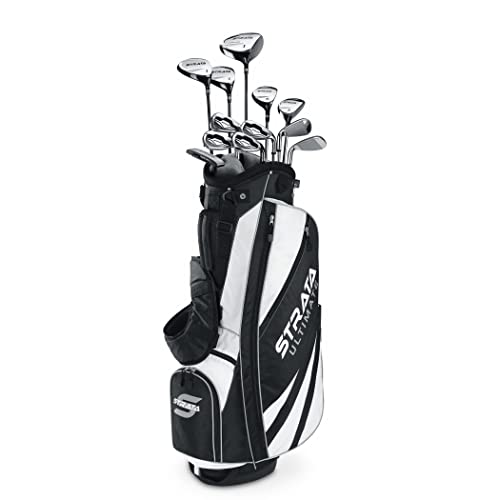 Callaway Men's Strata Ultimate, 18-Piece