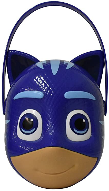 PJ Masks Catboy Medium Figural Plastic Bucket