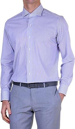 Bonser - Camisa Hombre Regular multicolor 40: Amazon.es: Ropa
