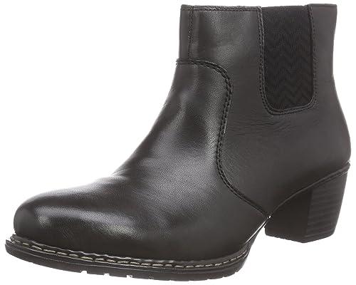 on sale 95418 88538 Rieker Z0652 Damen Chelsea Boots