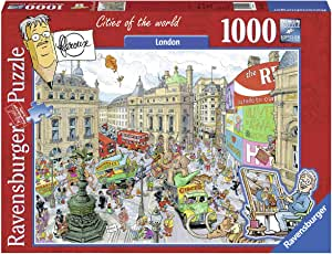 Ravensburger Tula Moon London - 1000 Pieces