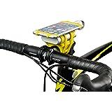 充電しながら使える スマホホルダー iPhone 7 Plusも対応 自転車 バイク ベビーカー Red Dot Award 2017・TAIPEI CYCLE d&i awards 2017 ダブル受賞商品