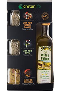 Oil and vinegar gift sets for christmas