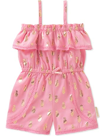 53c1f84d833fc Juicy Couture Girls' Romper