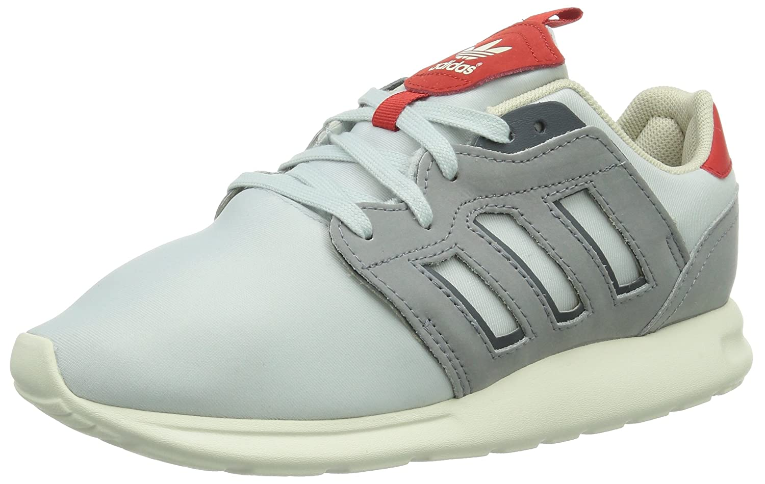 chaussures de sport 54c1b 0bf5f adidas Zx 500 2.0, Women's Trainers, Grey (Light Grey/Light ...