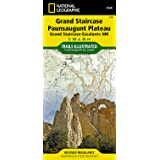 Grand Staircase-Paunsaugunt Plateau  (National Geographic Trails Illustrated Map)