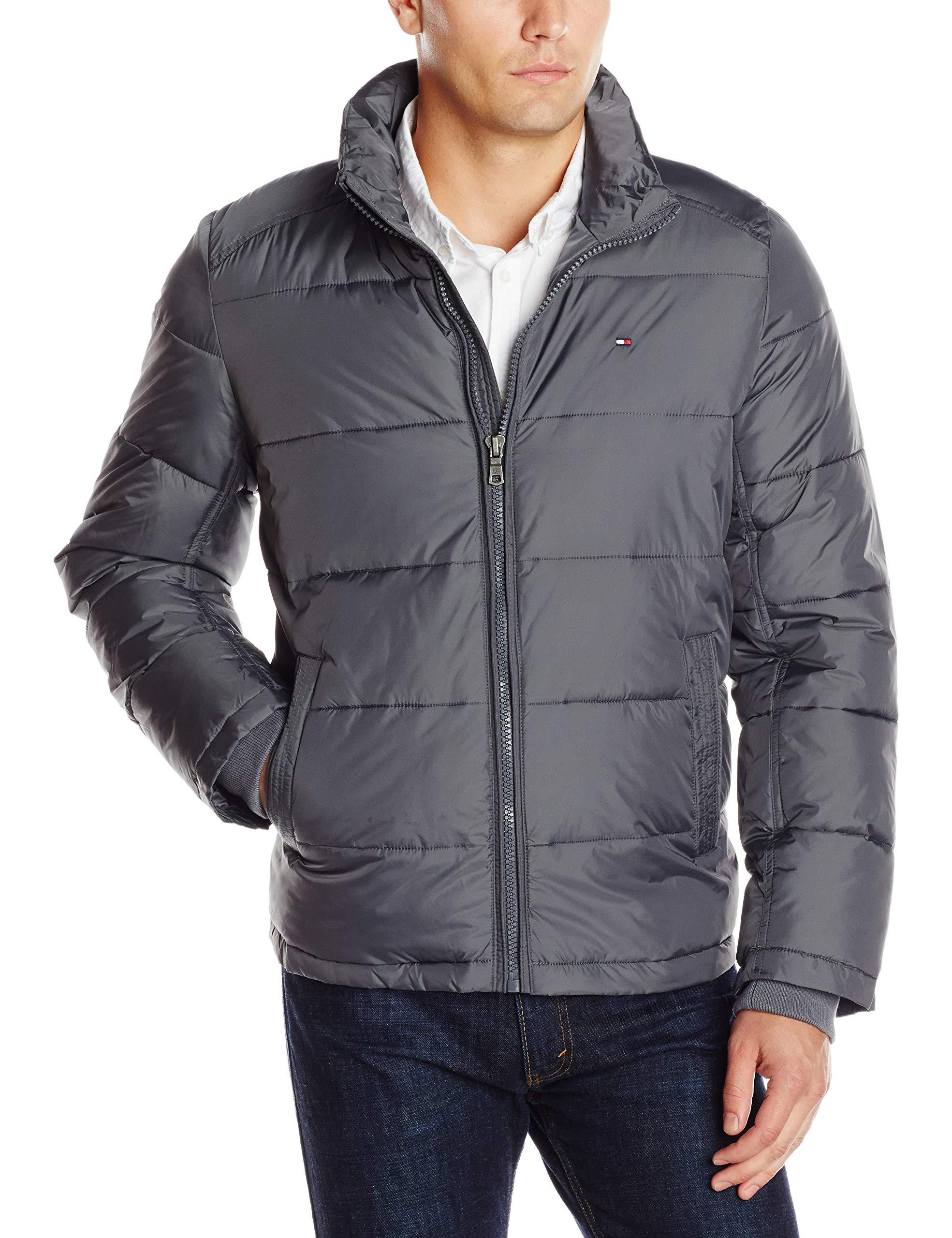 Tommy Hilfiger mens Classic Puffer Jacket (Standard and Big & Tall)