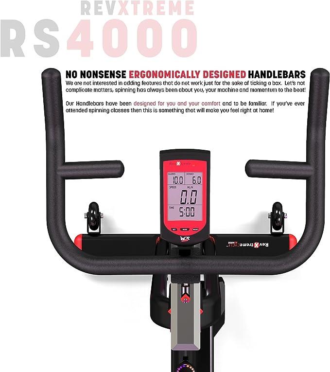 We R Sports Revxtreme Interior Aerobio Ejercicio Bicicleta/Ciclo ...