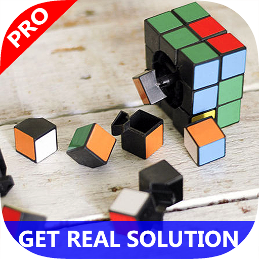 ValuedApps Rubiks Cube Solution Fast product image