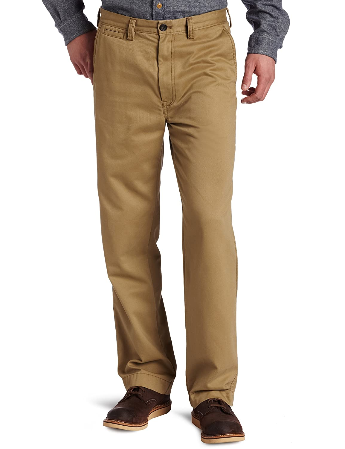 Also, khaki is a color; chino is a style.) Men can wear them without having to get caught up in denim, which tends to breed cultish followings, especially for raw-selvedge jeans. Chinos are more neutral, .