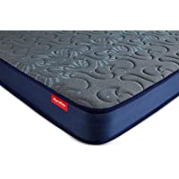 Duroflex Back Magic - 5 Zoned Orthopedic High Density Coir Mattress | Certified by National Health Academy