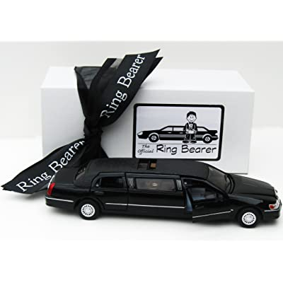 Ring Bearer's Gift Boxed Stretch Limousine