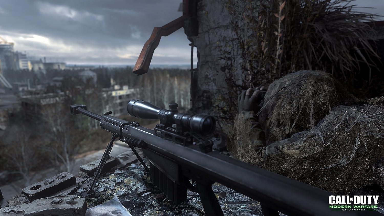 Amazon com: Call of Duty: Modern Warfare Remastered