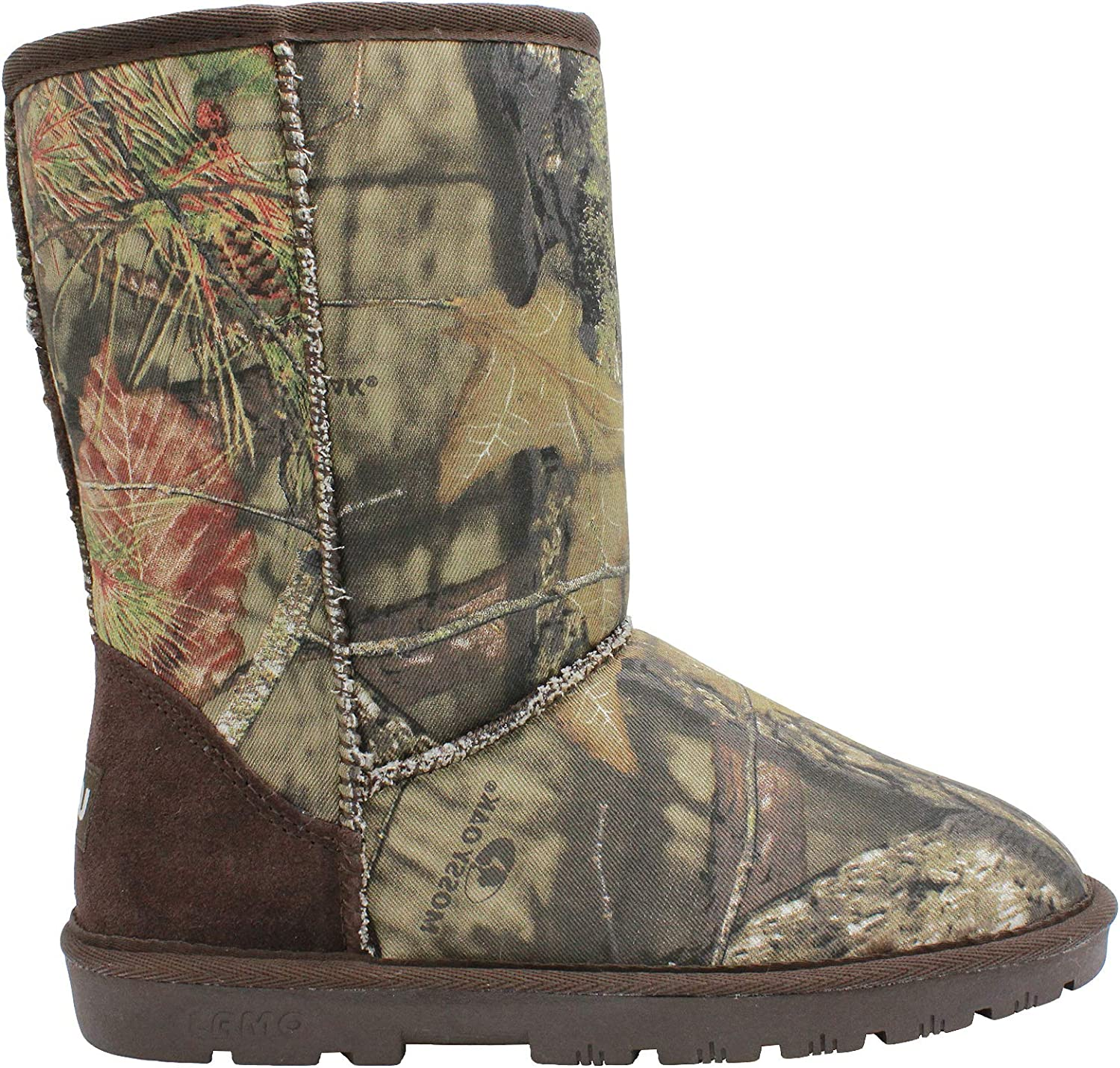"""Lamo Mossy Classic 9"""" Women's Boot - Country Roots Style"""