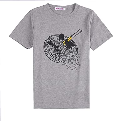d9371460 Amazon.com: GENKIDINO Girls' T Shirt Cotton Short Sleeve Crewneck ...