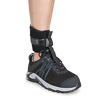 be65485e94e80 Ossur Rebound Foot Up Drop-Foot Ankle Brace -Orthosis Ankle Brace Support  Comfort Cushioned...