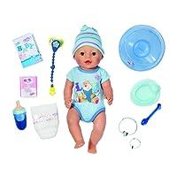 Zapf Creation Baby Born Interactive Doll Boy