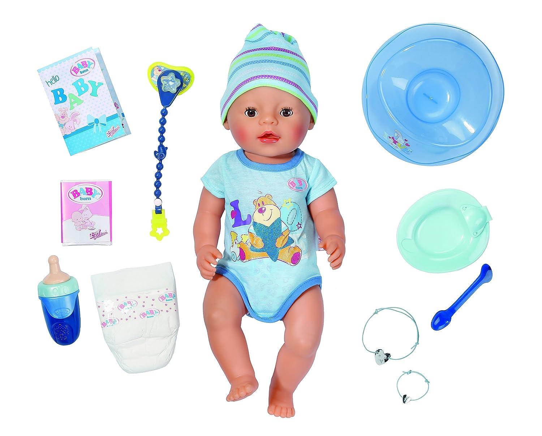 moda Baby Baby Baby Born Interactive Doll Boy  ventas al por mayor