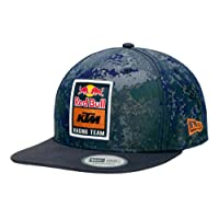 Red Bull KTM Racing Team Camo Flat Cap New Era 9Forty MotoGp