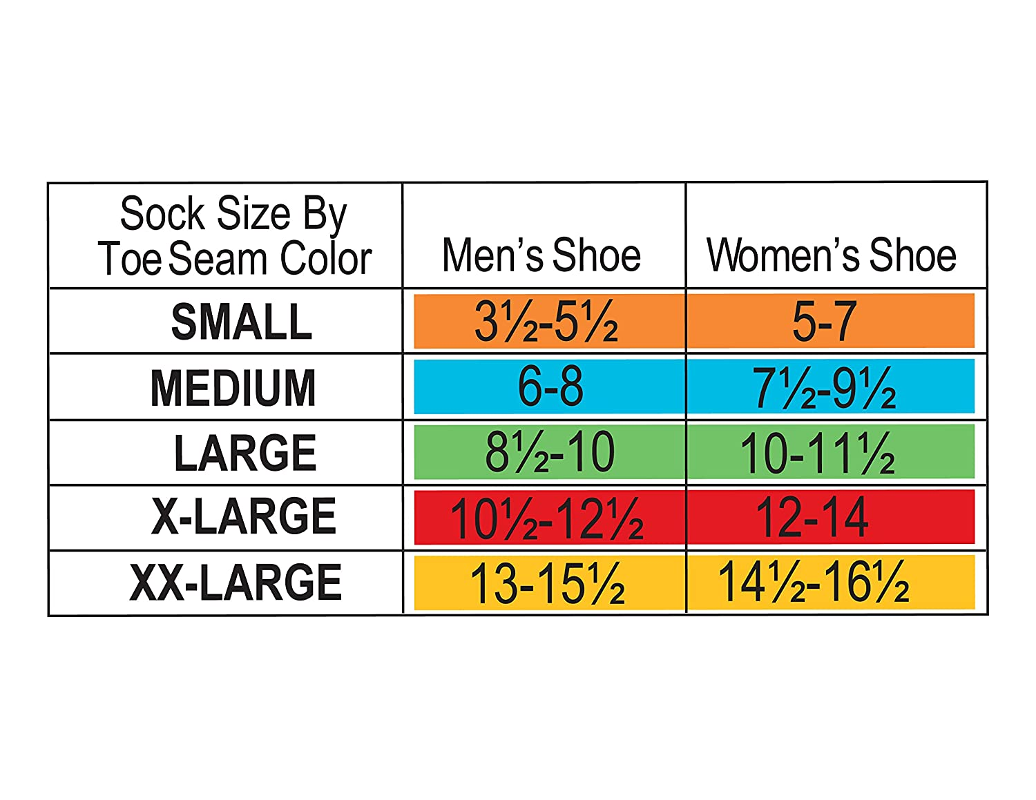 Crew: Outdoor Socks for Hiking FITS Light Hiker and Fishing F1002-411-XXL Camping Hunting