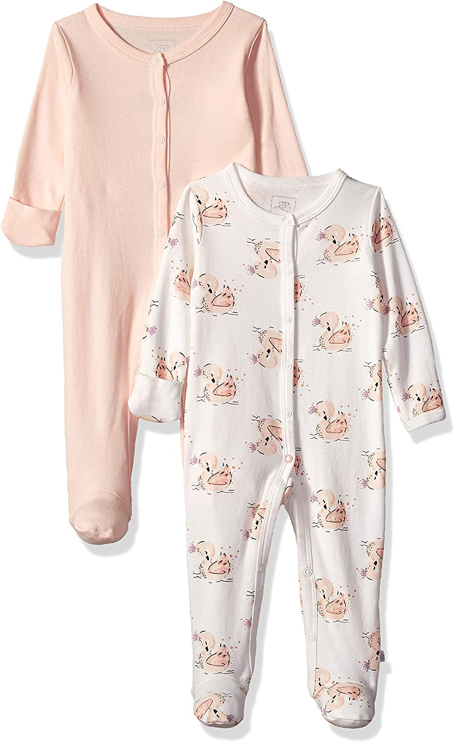 Rosie Pope Baby 2-Pack Coveralls