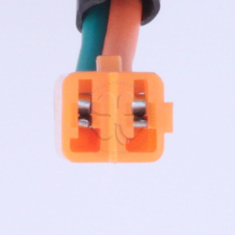Signal Adapter Plug No Cut Kawasaki 2 Prong Square x2 Light