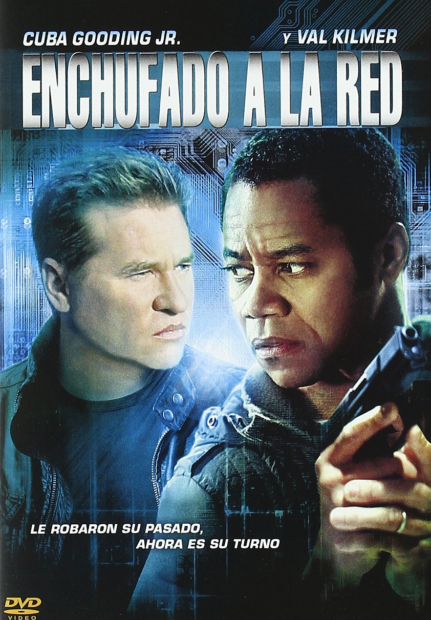 Enchufado a la red [DVD]: Amazon.es: Cuba Gooding Jr, Val ...