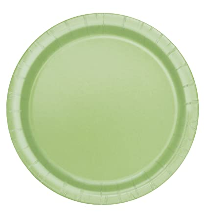 Apple Green Paper Cake Plates 20ct  sc 1 st  Amazon.com & Amazon.com: Apple Green Paper Cake Plates 20ct: Kitchen u0026 Dining