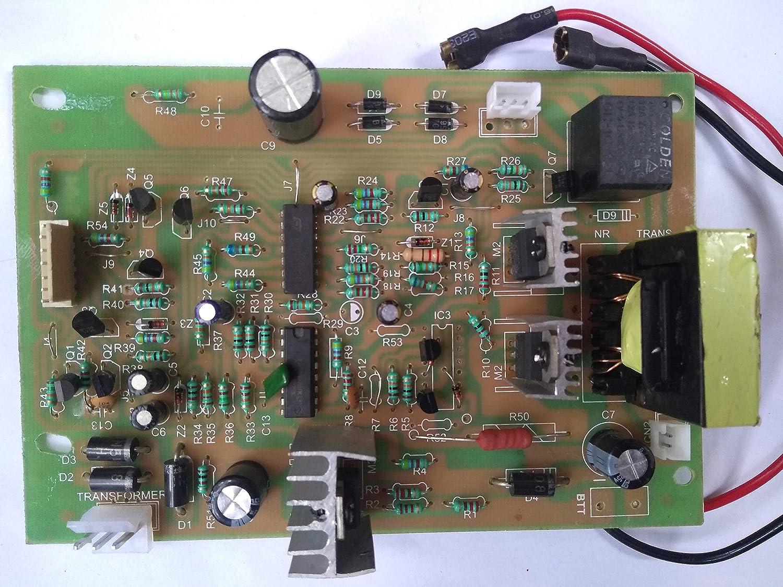 Excellent Amazon In Buy Rashri Multicolor Mother Board Pcb Of Cfl Inverter Wiring 101 Archstreekradiomeanderfmnl